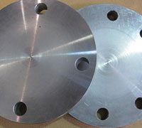 Black Carbon Steel IS 2062 flange