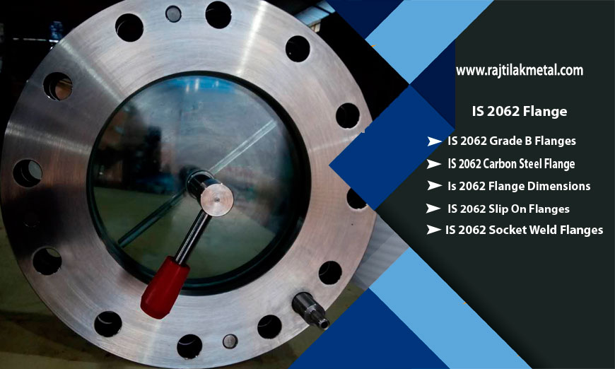 IS 2062 Flange
