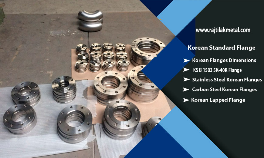Korean Standard Flange