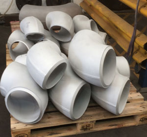 12 Inch, BW, Dn150, Stainless Steel Lr Elbows