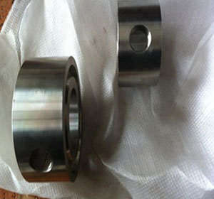 Material 1.4438 Stainless 317L Bleed Ring Flange