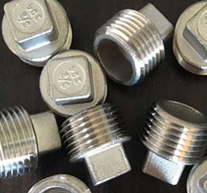 SCH 80, 4 Inch, NPT Ends, Male/ Female Threaded Plugs