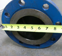 PN16 Npt Threaded Flange