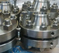 Stainless Steel Class 150 Raised Face Orifice Flange