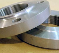 P265gh En 10028-2 Threaded Flange