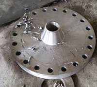 Pressure Vessel Steel P235gh Reducing Flanges
