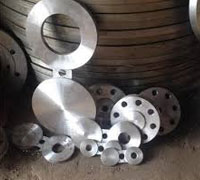 Steel Grade P280gh Spectacle Blind Flanges