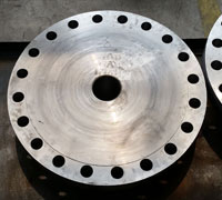 Carbon Steel Grade P265gh Tc1 Slip On Flange