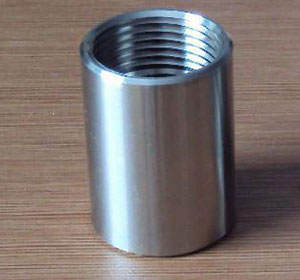 ASTM A182 F304L, 6 inch, Stainless Steel Screwed Full Couplings