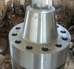 Small Groove Flange
