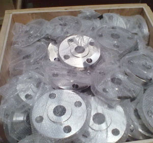 UNS S31700 Threaded Flange