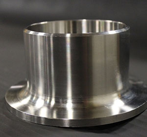 1/2 in. Stub End Schedule 40 304L Stainless Steel Type A MSS