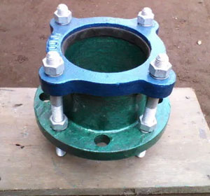 Stainless Steel Flange Adapter