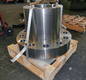 Stainless Steel Long Weld Neck Flanges Manufacturer In India
