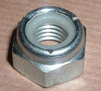 Stainless Steel Self Locking Nuts