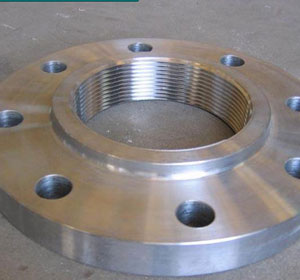 Stainless Steel Threaded Flange Manufacturer In India