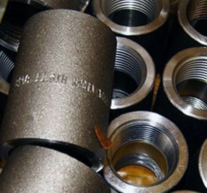 ASTM A536, Grooved, 80MM, Forged Screwed Full Couplings