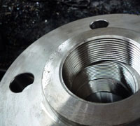 Forged Reducing Threaded Flange