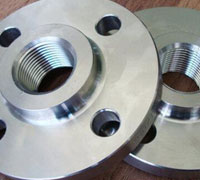 ASME B16.5 Threaded Pipe Flange