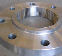 AWWA C207 Class d Din 2566 Threaded Flange