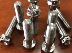 Titanium Fasteners Manufacturers, Titanium Bolts and Nuts, Screws