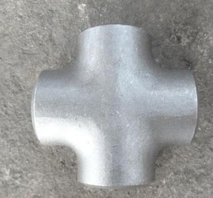 DN450, BW, ANSI B16.9, SMLS, ASTM A234 WP11 Welded Equal Cross